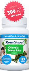 GreenShaper – exkluzivní doplněk stravy