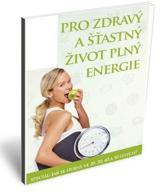 E-book Pro zdravý šťastný život