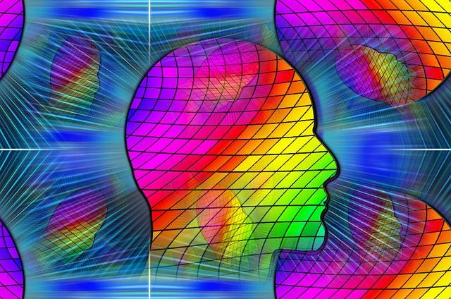 Barvy, mozek a naše tělo
