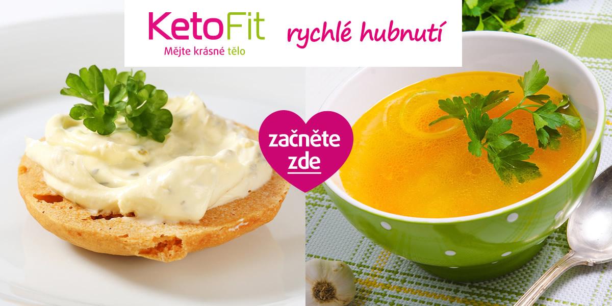 Ketofit dieta a Ketofit balíčky