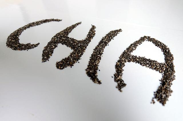 Tajemství Chia semínek