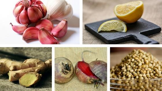 5 potravin, které detoxikují naše tělo