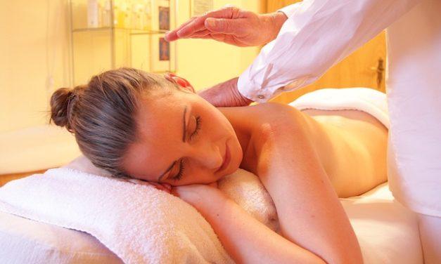 Umění relaxace, masáže a uvolnění