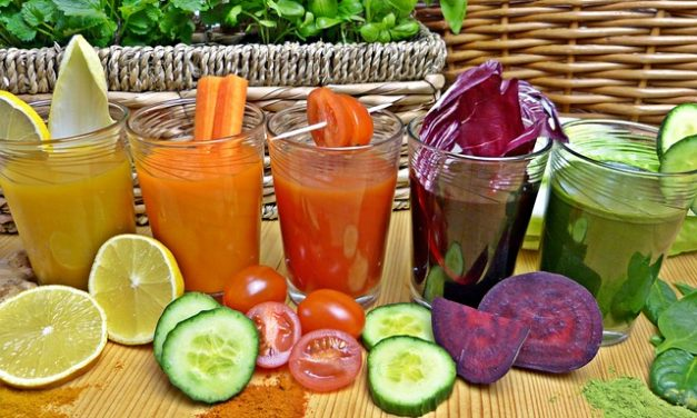 12 TOP surovin pro detoxikaci organismu